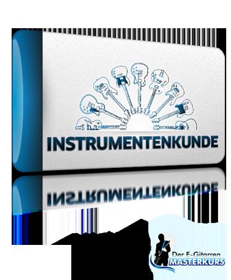 Instrumentenkunde E-Gitarre