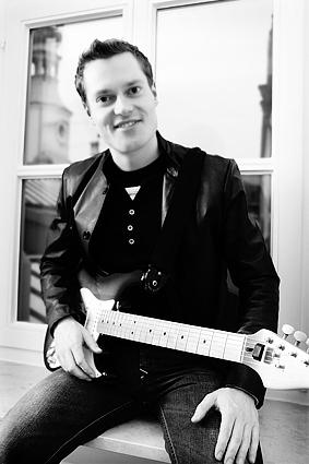 E-Gitarren Masterkurs Georg Norberg